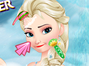 Play Elsa Winter Makeover