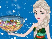 エルザ冬ロースト野菜サラダ