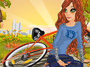 Play Emily's Diary: Cycle Accident