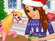 Play Emily's Diary: Little Pony! My Christmas gift!