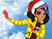 Play Emily's Diary: Snowball Fight