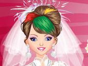 エモ花嫁ドレスアップ