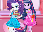Play Equestria Girls Sweet Shop