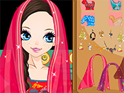 Play Exotic Beauty Makeup