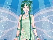 海洋の妖精
