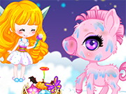 Play Fairy Unicorn Care