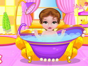Play Fairytale Baby Belle Caring