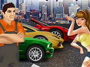 Play Fancy Up My Luxury Car
