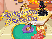 Play Fantasy Store Decoration