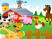 Play Farm Animals