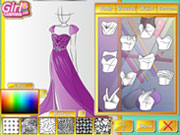 Play Fashion Studio - Red Carpet Dress