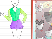 Fashion Studio - Valentine Outfit