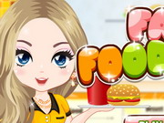 Play Fast Food Cutie