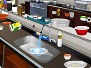 Play Fast Food Kitchen