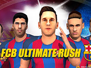 Play FC Barcelona Ultimate Rush