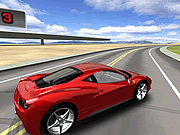 Play Ferrari Test Drive