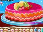 Play Finger Licking Fruit Cake