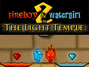 Play Fire Boy and Water Girl 2
