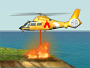 Play Fire Helicopter