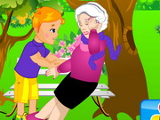 Play First Aid For Stroke