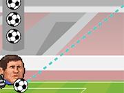 Play サッカーショットトレーニング