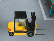 Play Forklift Simulator