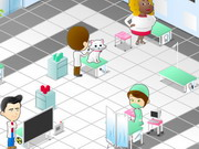 Play Frenzy Animal Clinic