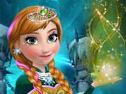 Play Frozen Anna Ball Prep