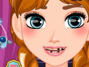 Play Frozen Anna Dentist