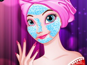 Play Frozen Anna New Year Makeover