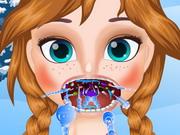 Play Frozen Anna Throat Care