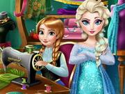 Play Frozen Design Rivals