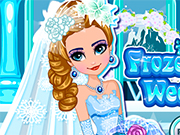Play Frozen Dream Wedding 2