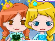 Play Frozen Elsa Magic Adventure