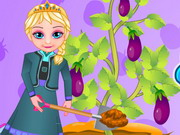 Play Frozen Elsa's Garden