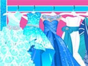 Play Frozen Elsa Shopping