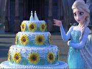 Play Frozen Fever Cake