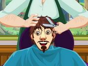 冷凍Kristoff髪型