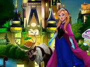 Play Frozen Palace Hidden Objects
