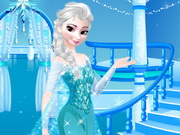 Play Frozen Party Dress Design