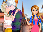 Play Frozen Perfect Kiss