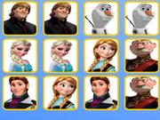 冷凍プリンセスメモリーパズル