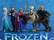 Play Frozen Ride