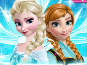Play Frozen Sisters