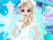 Play Frozen Wedding Designer