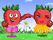 Play Fruits Couple Dress Up