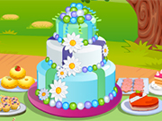 Play Garden Birthday Party Design
