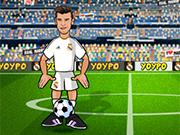 Play ガレス・ベイルヘッドフットボール