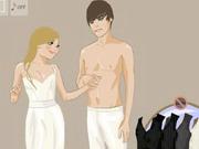 結婚ドレスアップを取得します