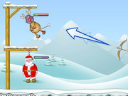 Play Gibbets: Santa In Trouble